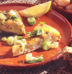 Tortilla nach mexikanischer Art
