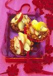 Süße Apfel Tartelettes
