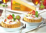 Cremige Erdbeer-Tarteletts