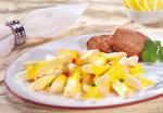 Süßer Spargel mit Zitronen-Hollandaise