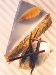 Gesunder Kuchen mit Karotte und Vanille