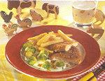 Traditionelles Putenschnitzel