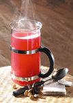 Leckerer Tee im Winter