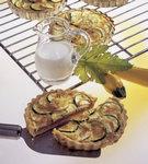 Schmackhafte Zucchini-Quiche
