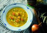 Gesunde Zwiebelsuppe