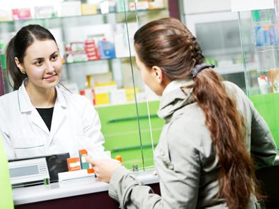 Beratung zu Medikamenten erhalten Sie in der Apotheke