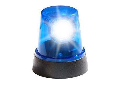 Blaulicht Sirene freigestellt