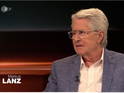 Frank Elstner spricht bei Markus Lanz im ZDF über seine Parkinson-Erkrankung