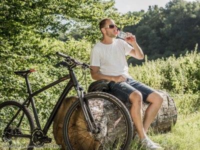 Tipps zum Radfahren bei Hitze