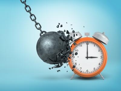 Viele Menschen stört die Zeitumstellung
