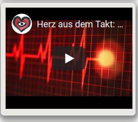 Erklärvideos zum Thema Vorhofflimmern gibt es auf Youtube von der Deutschen Herzstiftung