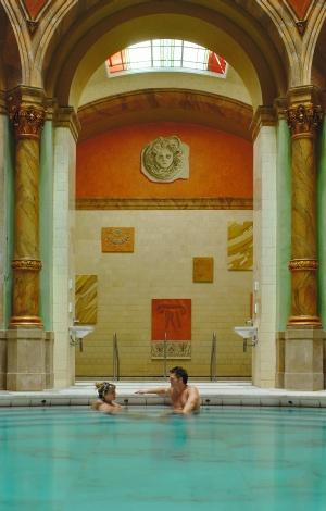Thermalbaden hat eine lange Tradition
