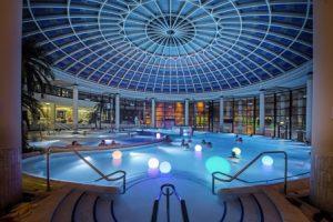 Thermalbaden tut gut bei SThermalbaden tut gut bei Stress, Verspannungen, Rheuma