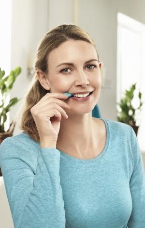 Putzen gegen Parodontitis