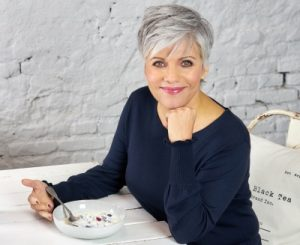 Gesund frühstücken wie Birgit Schrowange