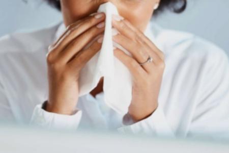 Erkältungssymptome sofort behandeln