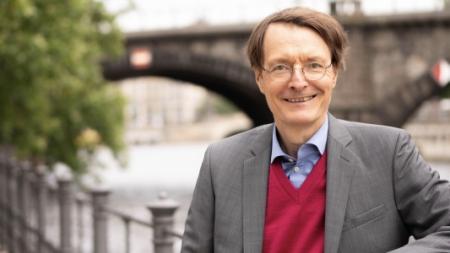 Karl Lauterbach rät zur Corona-Impfung