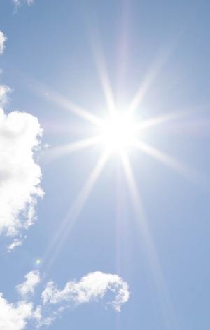 Einen Sonnenbrand vermeiden mit geeigneten Mitteln