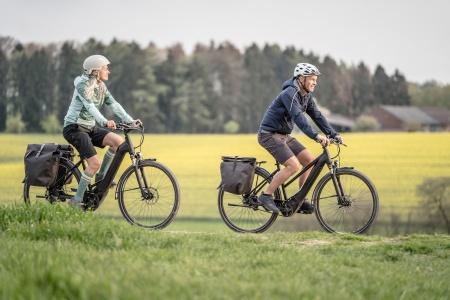 Radfahren kann bei verschiedenen Beschwerden eine Therapie sein